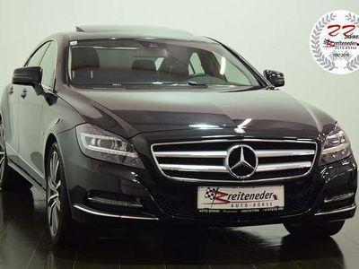 gebraucht Mercedes CLS350 CDI AMG Paket vom Pensionisten, 265 PS, 4 Türen, Automatik