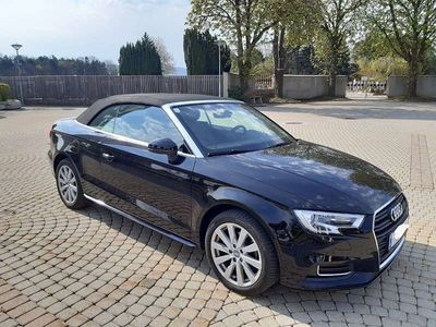 gebraucht Audi A3 Cabriolet A3 Aud 1.4 TFSI intense Cabrio / Roadster
