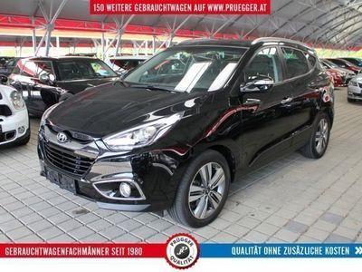 gebraucht Hyundai ix35 2,0 CRDi Premium Automatik