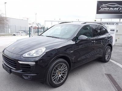 gebraucht Porsche Cayenne II Platinum Edition Aut. Platinum Edition
