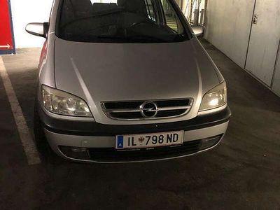 gebraucht Opel Zafira Limousine
