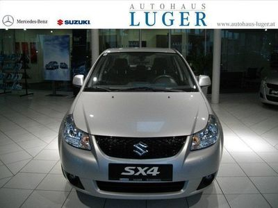 used Suzuki SX4 Limousine,