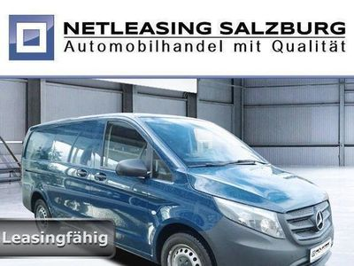 used Mercedes Vito 114 CDI Lang+AHK+Autom+Tempomat+Holzboden