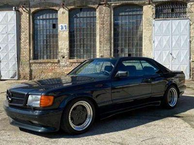 gebraucht Mercedes 560 SEC WIDEBODY 6.0 AMG