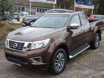 gebraucht Nissan King NavaraCab 4x4 2,3 dCi N-Connecta Pickup / Pritsche