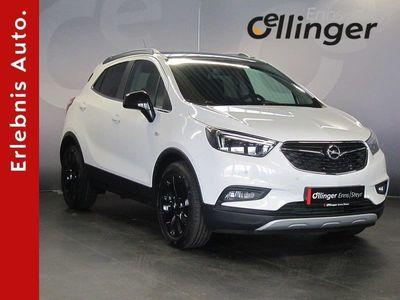 gebraucht Opel Mokka X Design Line SUV / Geländewagen,