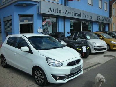 """gebraucht Mitsubishi Space Star 1,2 MIVEC Invite Connect """"AUTOMATIC"""" inkl. NAVI"""