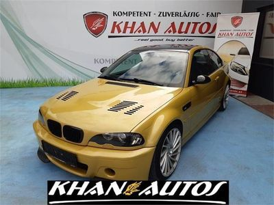 gebraucht BMW M3 E46 Coupe **SCHALTER**