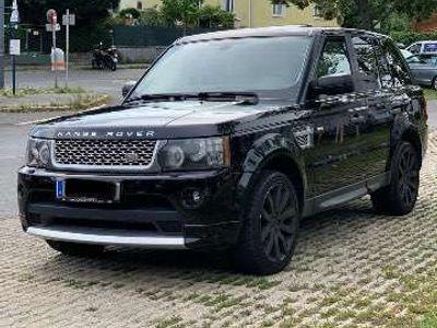 gebraucht Land Rover Range Rover Sport 3,6 TdV8 HSE AUTOBIOGRAPHIE