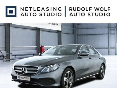 gebraucht Mercedes E200 Avantgarde+LED Hi+Navi+Totwkl+Kam+EU6dtemp