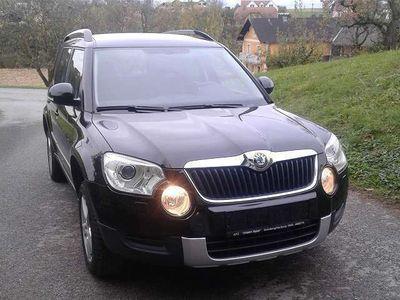 gebraucht Skoda Yeti 4x4 Twenty Elegance 2,0 TDI CR DPF DSG SUV / Geländewagen
