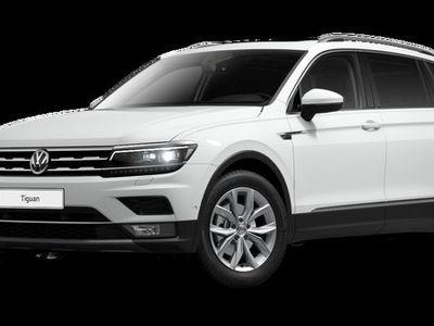 gebraucht VW Tiguan Allspace HL TDI DSG 5-Sitzer