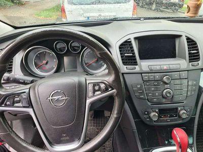 gebraucht Opel Insignia ST 2,0 Sport CDTI DPF Aut. EcoTec