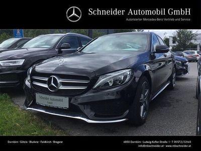 gebraucht Mercedes C180 d - AMG-Line