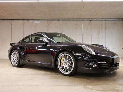 gebraucht Porsche 911 (997.2) Turbo Coupé DSG *VOLL*VOLL*Ö_AUTO*