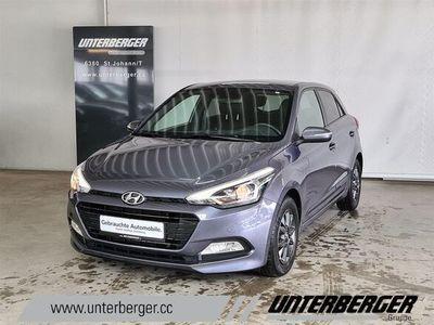 gebraucht Hyundai i20 1,0 T-GDI Edition 25 Start/Stopp Limousine