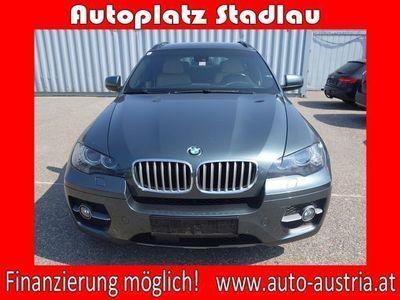 gebraucht BMW X6 xDrive40d Aut. TV LEDER NAVI *FINANZIERUNG M... SUV / Geländewagen,