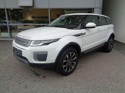 gebraucht Land Rover Range Rover evoque Pure 2,0 eD4 e-Capability