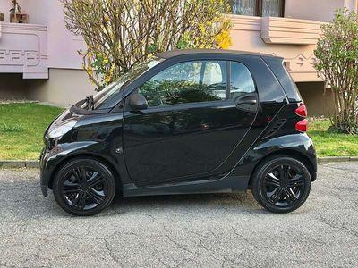 gebraucht Smart ForTwo Coupé 1.0 Klein-/ Kompaktwagen