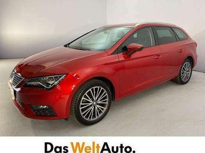 gebraucht Seat Leon Kombi Style TGI-Hybrid Erdgas