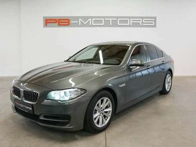 gebraucht BMW 518 d Aut. LCI NAVI LED HEAD UP SPURAHALTE