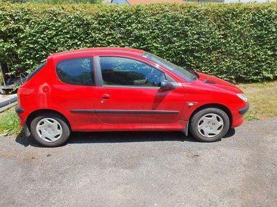 brugt Peugeot 206 Colorline 2,0 HDI 120g
