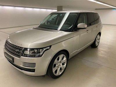 gebraucht Land Rover Range Rover 3,0 TDV6 HSE*NAVI*SHZ*LEDER*4ZONEN-KLIMA