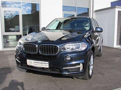 gebraucht BMW X5 xDrive25d Aut. * AHK, 7-Sitzer, Leder, Navi * SUV / Geländewagen