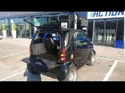 gebraucht Smart ForTwo Coupé Diesel Limousine