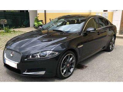 gebraucht Jaguar XF 3,0 S/C Premium Luxury AWD Limousine,