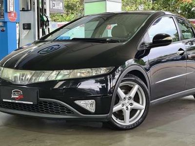 gebraucht Honda Civic 1,8 i-VTEC Executive i-SHIFT