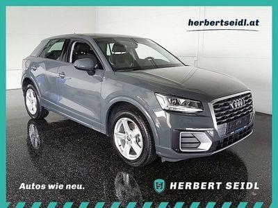 gebraucht Audi Q2 1,6 TDI Sport *LED / NAVI* SUV / Geländewagen,