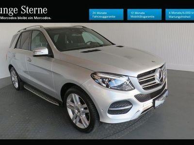 "gebraucht Mercedes GLE350 d 4MATIC ""Austria Edition"" NP: 101.400€"