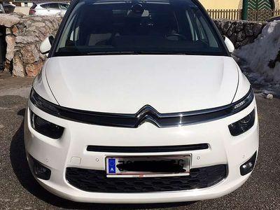 brugt Citroën Grand C4 Picasso BlueHDi Automatik Intensive Kombi / Family Van,