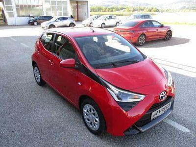 gebraucht Toyota Aygo 1,0 VVT-i x-play 5tg !!! 0% 50:50 FINANZIEREN !!!