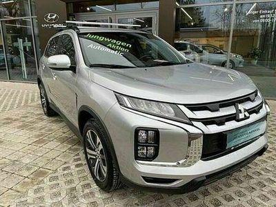 gebraucht Mitsubishi ASX 2,0 MIVEC Invite AWD CVT Aut. SUV / Geländewagen