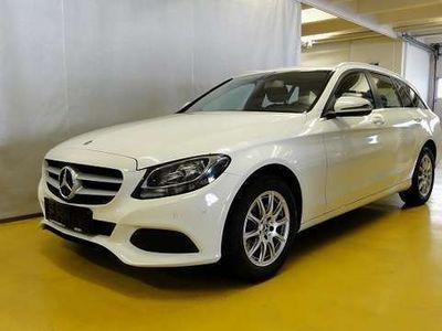gebraucht Mercedes C200 d T Aut. NAVI/TEMPO/KLIMAAUT/SITZH/PDC/8x ALU