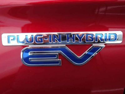 gebraucht Mitsubishi Outlander 2,4 PHEV Diamond ***4WD plug-in***