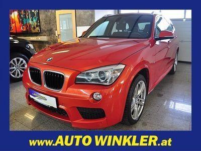 gebraucht BMW X1 sDrive18d M-Paket/Xenon SUV / Geländewagen,
