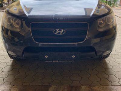 used Hyundai Santa Fe Santa Fe2,2 Style Allrad Wenig KM