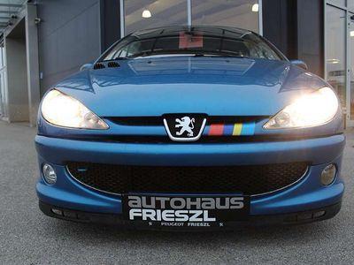 gebraucht Peugeot 206 RC 2,0 Klein-/ Kompaktwagen
