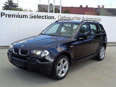 gebraucht BMW X3 3,0i Österreich-Paket Aut. SUV / Geländewagen