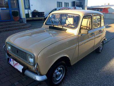 brugt Renault R4 GTL Klein-/ Kompaktwagen,