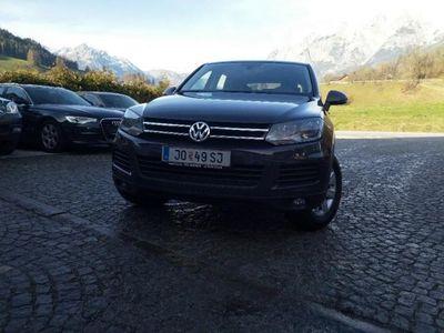 gebraucht VW Touareg 3.0 V6 TDI Blue Motion DPF Automatik