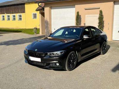 gebraucht BMW 430 Gran Coupé 4er-Reihe Allrad (F36) xDrive M-Sport