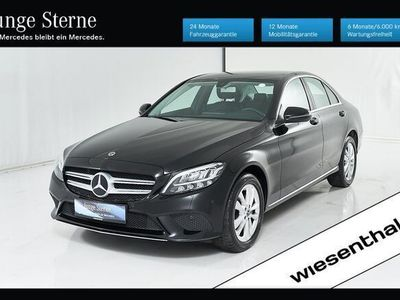 gebraucht Mercedes C180 D