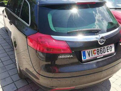 gebraucht Opel Insignia 2.o cdti Kombi / Family Van