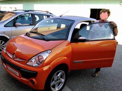 gebraucht Aixam City Sport K/34V/BR Mopedauto