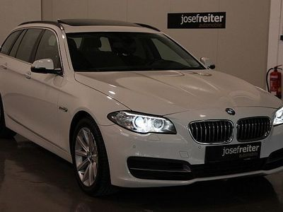 gebraucht BMW 520 d xDrive Touring Aut./PanoramaGD/Navi/LM 18''