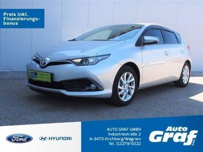 gebraucht Toyota Auris 1,2 Turbo Edition 45